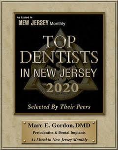 NJ Top Dentist Logo
